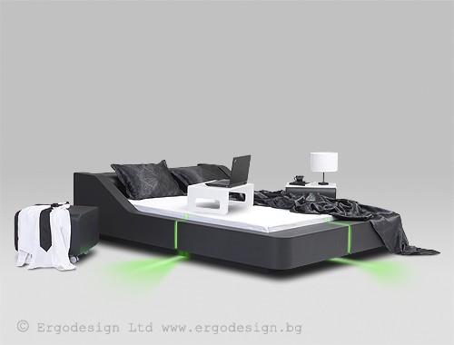 Легло Фентъзи мебели Ергодизайн