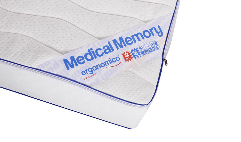 Легло Ергодизайн Бианка + Матрак Medical Memory
