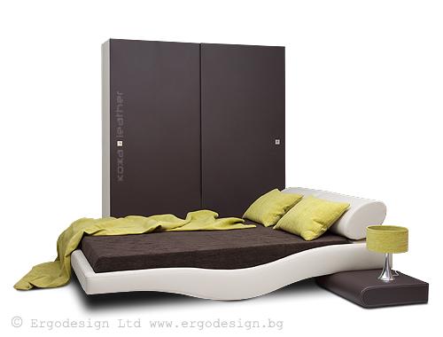 Спален комплект Уейв  Ергодизайн