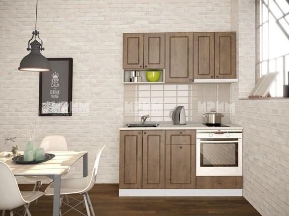 Кухня Ирим – МДФ Сити 794