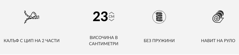 Матрак iSleep VitalCare