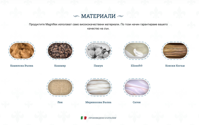 Матрак Magniflex – Virtuoso